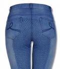ELT Reithose Damen Hope Jeans Full Grip*** - blau