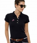 Spooks Polo Shirt Damen Nicky FS´17/18 - navy