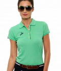 Spooks Polo Shirt Damen Nicky - grün