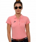 Spooks Polo Shirt Damen Nicky - pinkicing