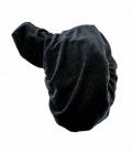 HKM Sattelschoner Polarfleece atmungsaktiv - schwarz