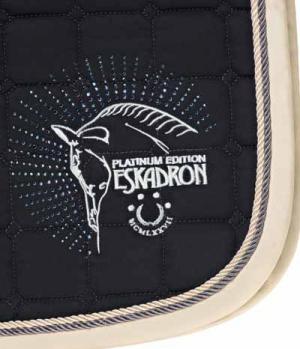 Eskadron Schabracke Cotton Crystal Platinum`17