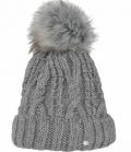 Pikeur Mütze Fell Imitat Bommel Sale 22,50€ - grau