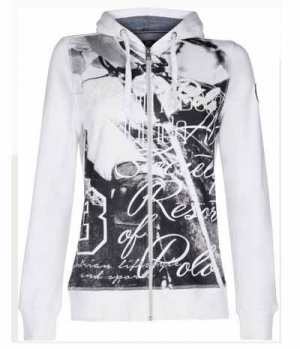 HV Polo Sweat Jacke Damen Lindsey Photoprint