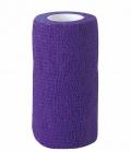 Kerbl Flex-Wrap Fixierbinde selbstklebend - flieder