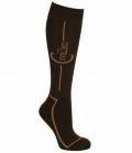 Covalliero Kniestrümpfe verstärkter Fußbereich Sale - schwarz