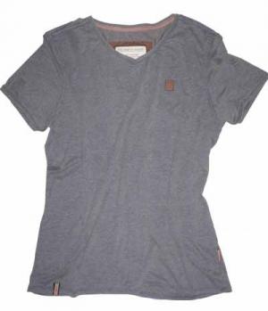 Naketano T-Shirt Herren Schimpanski V-Ausschnitt