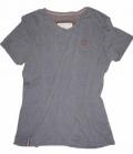 Naketano T-Shirt Men Schimpanski V-Ausschnitt - indigoblue