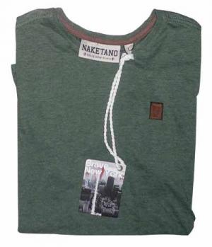 Naketano T-Shirt Men Italienischer Hengst V