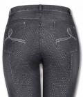 ELT Reithose Damen Hope Jeans Full Grip*** - dunkelgrau