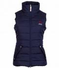 Covalliero Weste Club- und Team Basic Damen - nachtblau