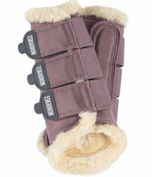 Eskadron Gamasche Soft Faux Fur sythet.Fell CS´17