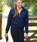 Covalliero Blouson Club- und Teamjacke Basic Damen - nachtblau