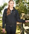 Covalliero Blouson Club- und Teamjacke Basic Damen - schwarz