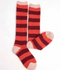 Horseware Socken Softie kuschelig - orange str