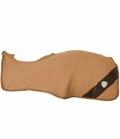 Covalliero Pausen-Ausreitdecke Fleece RugBe HW´17 - camel