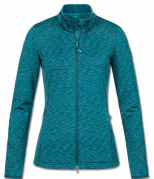 Waldhausen Jacke Fleece Janice Melange-Stretch