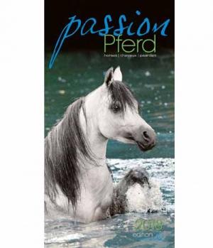 Hippobook Kalender 2018  Passion Pferd