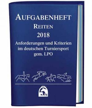 Hippobook FN Aufgabenheft 2018 National