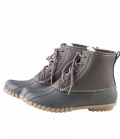 Pfiff Winterschuh Bootle Extra warm & robust - grau