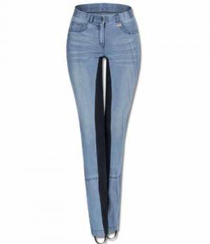 Waldhausen Jodphurhose D.Harmony Denim-Jeans