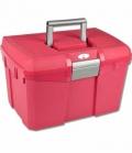 Putzbox mit Pinselhalterung bis 100kg - himbeere-g