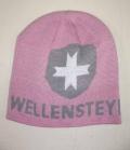 Wellensteyn Mütze Promo Hat WS - rose/grau
