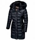 Pikeur Mantel Damen Raissa Premium Kollektion - schwarz