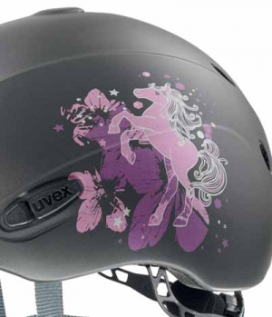 Uvex Reithelm Uvex Onyxx Little Pony