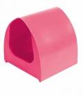 Sattelhalter Mate ideal für unterwegs - pink