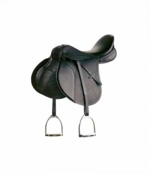 Sattel Pony Beauty VSS inkl.Steigbügel
