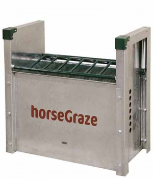 Kerbl Heubox Horse Graze für 1 Kleinballen Heu