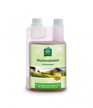 Atcom Horse Mariendistelöl Flasche