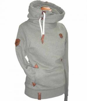 Naketano Sweat Shirt Darth hoher Kragen 49,95€