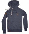 Naketano Sweat Shirt Darth hoher Kragen 49,95€ - indigoblue