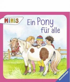 Ponygeschichten Minibüchlein