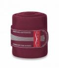 Animo Bandagen elastisch mit Fleece 2Stck. - amaranto