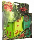 Kerbl Bürste Magic Brush 3-er Set - Pure natur