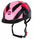 Covalliero Reithelm eXite Lilli  leicht und schlank - rosa-pink-
