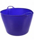 Kerbl FlexBag Trog Futter-Wasser oder Transpor - 8-blau