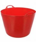Kerbl FlexBag Trog Futter-Wasser oder Transpor - 7-rot