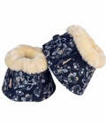 Eskadron Hufglocken Faux Fur syth. Fellrand Sale - flower