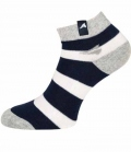 Euro-Star Reitsocken kurz Stripe Summer - marine
