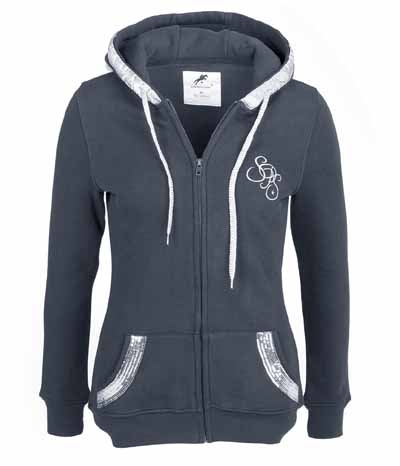 new style 7f9c1 9de21 Springstar Sweat Jacke Damen Hoodie Hana FS´18