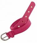 Pikeur Gürtel für Kinder  mit Sternen *** - pink
