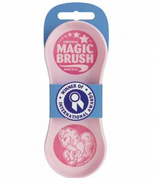 Kerbl Bürste Magic Brush Pink Pony
