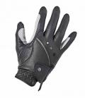 Busse Handschuhe Stars Anti Slip Kunstleder SP - schwarz