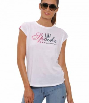 Spooks T-Shirt Damen Maggie Balon Shirt