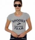 Spooks T-Shirt Ladies Team Shirt FS´18 - grau