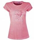 HKM T-Shirt Ladies Rimini FS´18 - pink